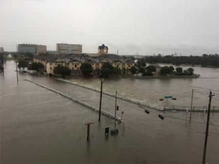 Universities, Student Housing Properties Face Hurricane Harvey