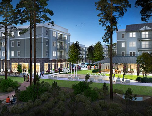 Fountain Residential Receives $23.3 Million Construction Financing for 630-Bed Development Near Clemson University