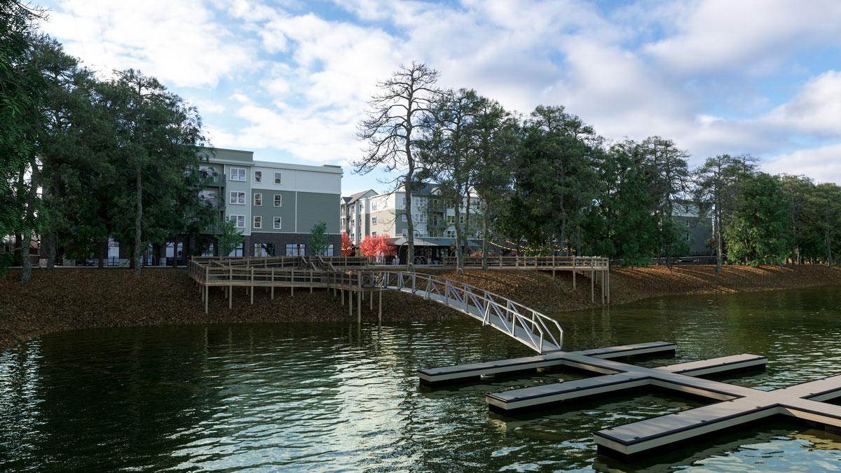 Dockside at Clemson