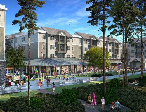 Jones Lang LaSalle Incorporated: Equity secured to develop Dockside mixed-use lakeside student housing