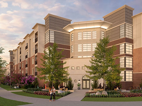 Despite High Materials Costs, Student Housing Builders Don't See Slowdown, Says NMHC/InterFace Panel
