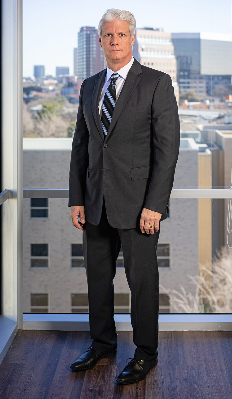 Brent Little, President & CEO