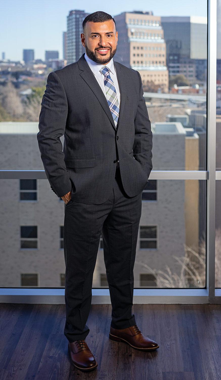 David Ramirez, VP of Asset Management