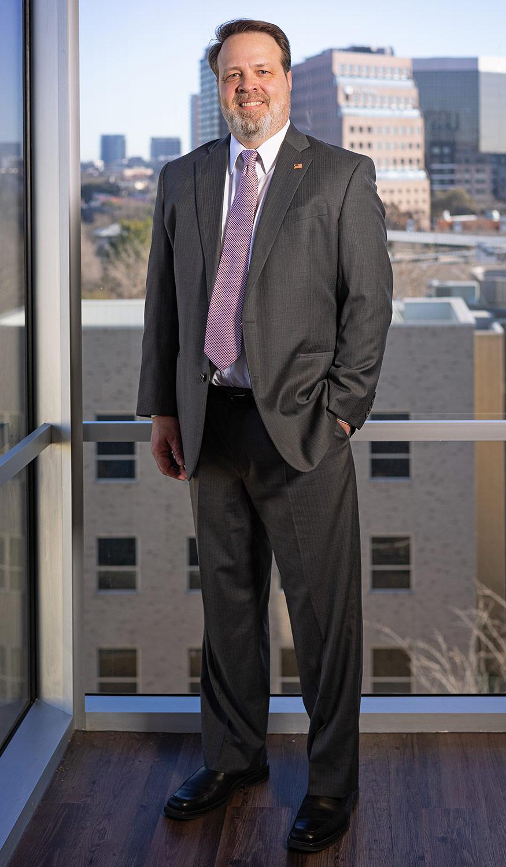 Jon Clayton, Vice President