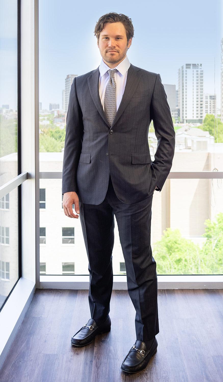 Matt Miller, Development Manager