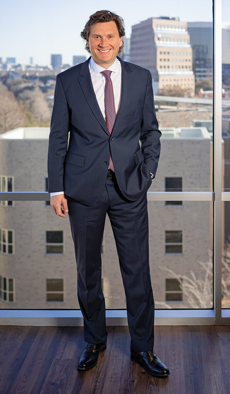 Trevor Tollett, Executive VP