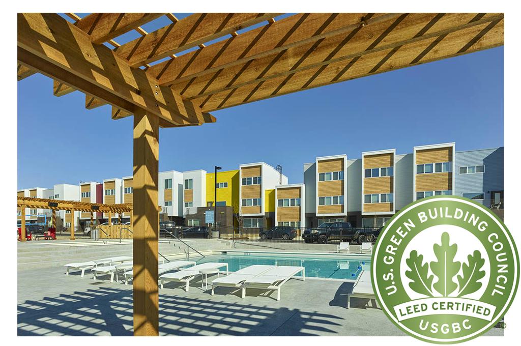 Beechwood Village Awarded LEED Certification