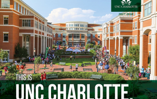 FRP Developing Three-Phase Luxury Student Housing Project at the UNC Charlotte